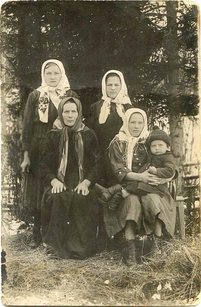 бабушка Ульяна