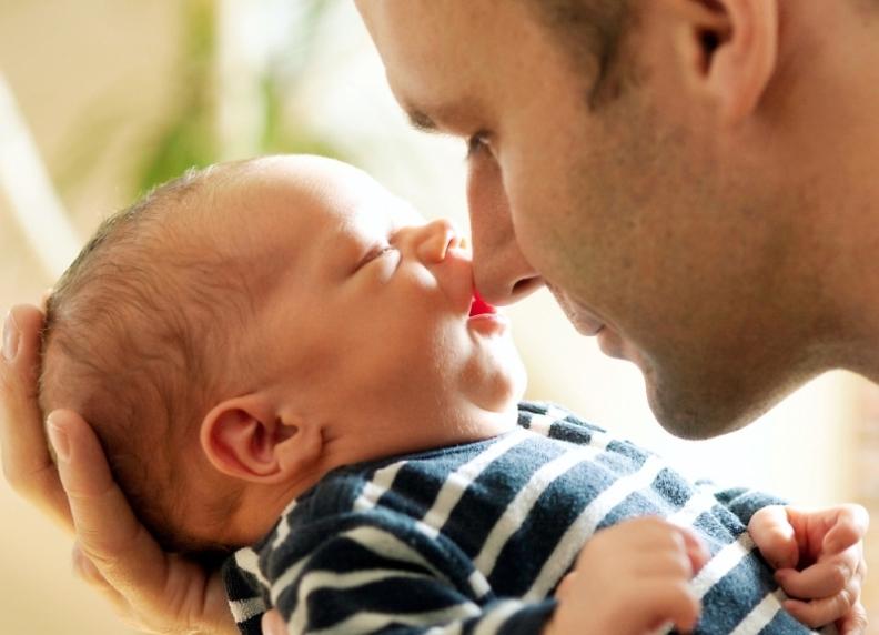 всей как обязать отца встречаться с ребенком это